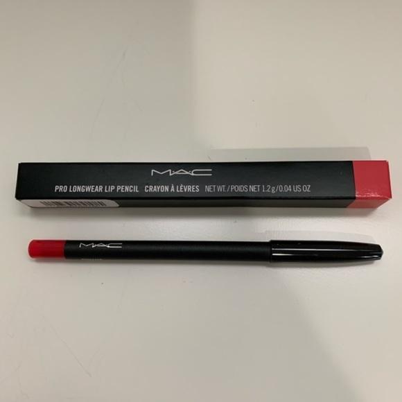 NIB Mac Pro Longwear Lip Pencil -- Dynamo NWT